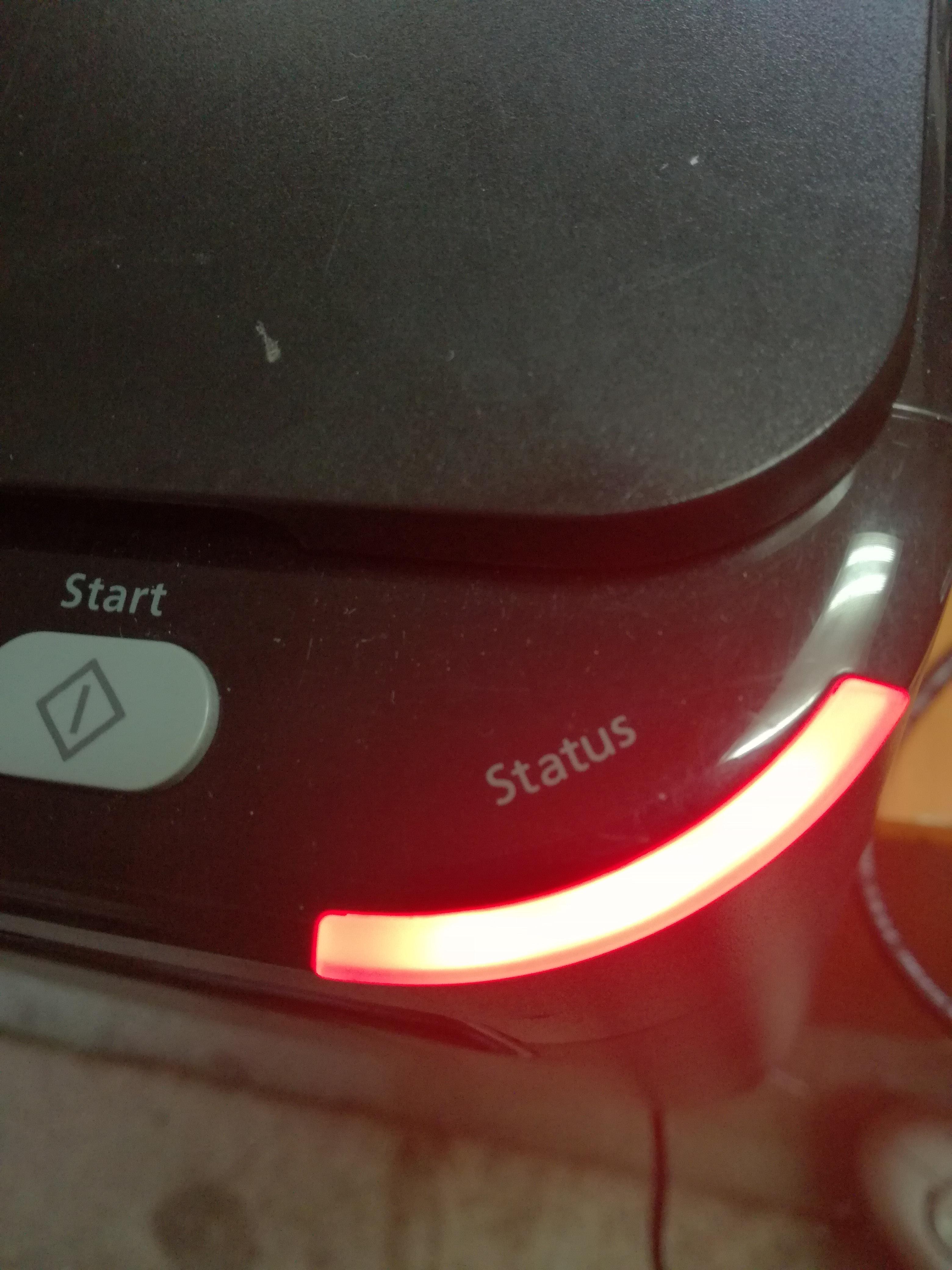 Samsung nyomtató szerviz piros LED